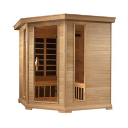 GDI-6445-01 Near Zero EMF Far Infrared Sauna
