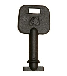 Gym Wipe Dispenser Key, 12893