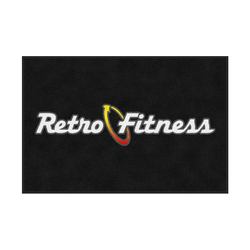 M+A Matting Retro Fitness Classic Impressions, Interior Wiper Mat (70-Retro-1)