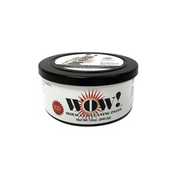 WOW! Miracle Cleaning Paste, 12 oz container (WOWPaste12)