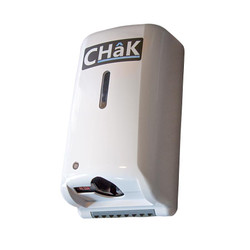 CHaK Automatic Liquid Chalk Dispenser (1800-AW) White