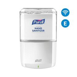 Purell ES8 Touch-Free Hand Sanitizer Dispenser, White (7720-01)