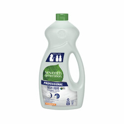 Dishwashing Liquid, Free and Clear, Jumbo 50 oz (6/case) (SEV44719)
