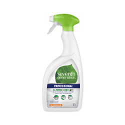 All-Purpose Cleaner, Free and Clear, 32 oz Spray Bottle, 8/Carton (SEV44723CT)