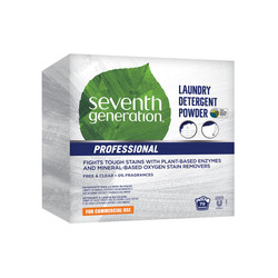 Powder Laundry Detergent, Free and Clear, 70 Loads, 112 oz Box (4/case) (SEV44734)