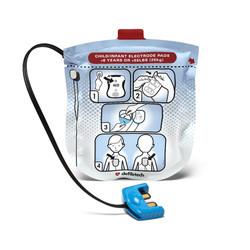 Defibtech DDU-2000 Series Defibrillation Pad Package, Pediatric (1 set)