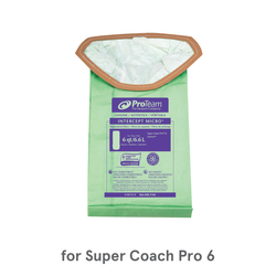 ProTeam Intercept Micro Filters, 107314 (10 Bags) for Super Coach Pro 6
