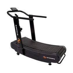 Stroops Self-Propelled Curved Treadmill