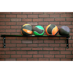 Stroops Wall-Mounted Medicine Ball Rack