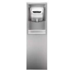 XLERATOR Hand Dryer XChanger Combo Recess Kit, ADA Compliant, Stainless Steel, XL-40576