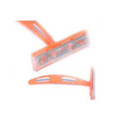 Lightweight Single-Blade Anti-Shank Razors, Bulk-Wrapped (500/case) (PAC-MAXSH1-500pk)