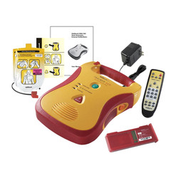 Defibtech Stand-Alone AED Training Bundle, Non-Working (DCF-A350T-EN)