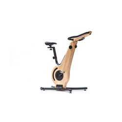 WaterRower NOHrD Stationary Exercise Bike, Ash (Honey-Oak Stain)