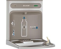 Elkay EZH2O RetroFit Bottle Filling Station Kit, Filtered Non-Refrigerated, Stainless Steel, LZWSRK