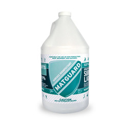 MatGuard 75% Alcohol Ready-to-Use Surface Disinfectant, 1 gallon, (4 gallons/case)