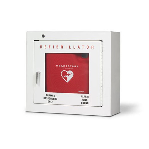 Philips Basic AED Cabinet with Alarm (9.90E+11)