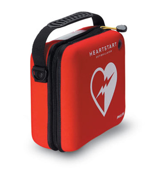 Philips HeartStart OnSite AED Defibrillator HS1 Carry Case, Slim