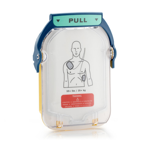 Philips HeartStart Onsite AED Trainer, M5085A - Adult Pads