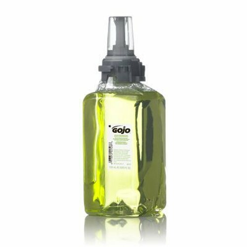 GOJO ADX-12 Foam Hand & Showerwash, Citrus Ginger, 1250 mL, 8813-03 (3 refills/case)