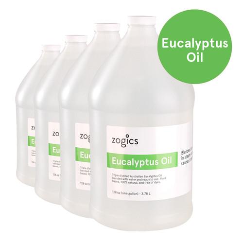 Eucalyptus Oil Blend for Steam Room (4 gallons/case) (EO128-Case)
