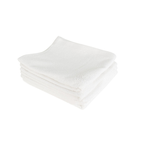 16 X 27 Gym Workout Towel 100A, White