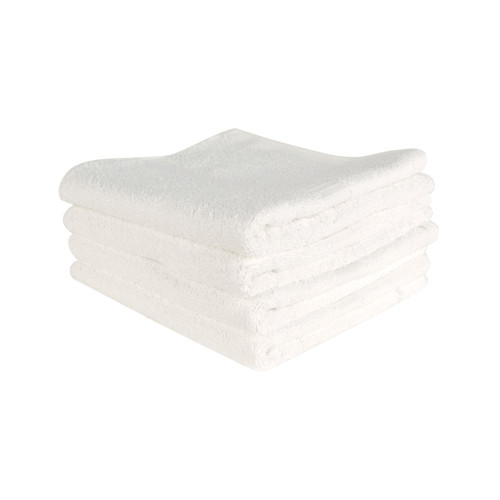 16x30 Gym Towel, 400A Series, White