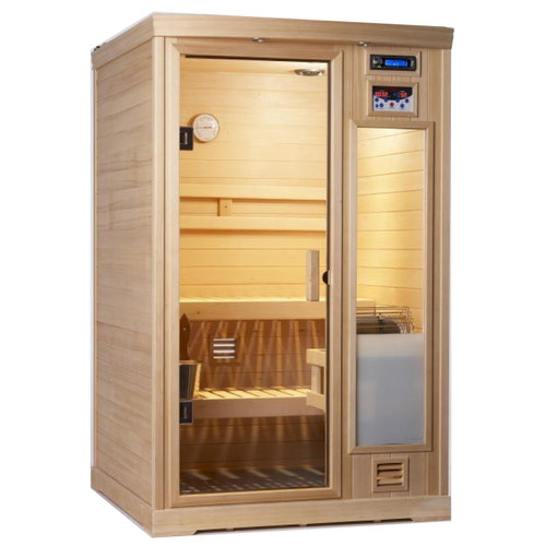 Polar Panel-Built Sauna Rooms
