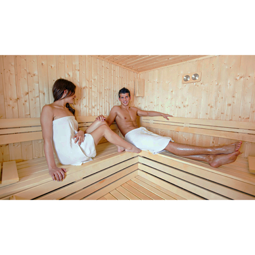 Polar Pre-Cut Sauna Room