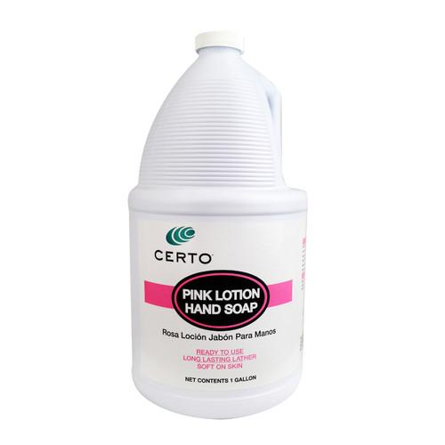 Certo Pink Lotion Soap (1 gallon)