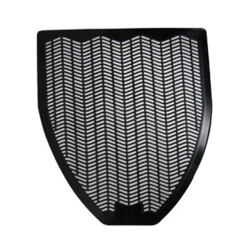 Z-Mat Scented Urinal Floor Mat (6 units/case) (1525-5) Black Fresh Blast