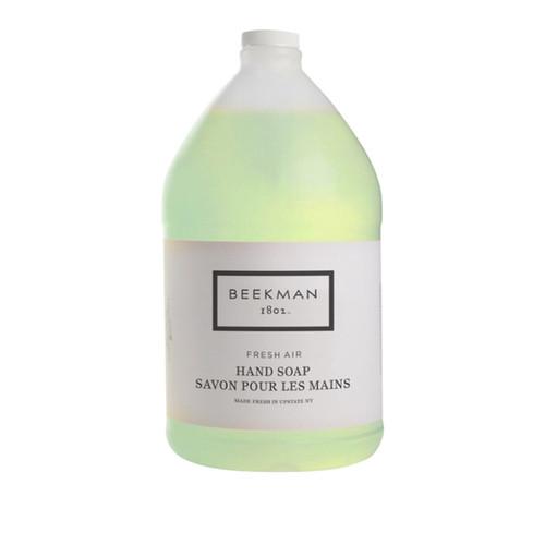 Beekman 1802™ Fresh Air Gel Hand Soap (1 gallon)