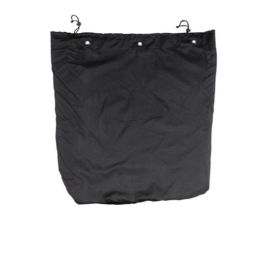 Replacement Laundry Hamper Bag, 6 Bu., Black, 342LHRBAG-LB