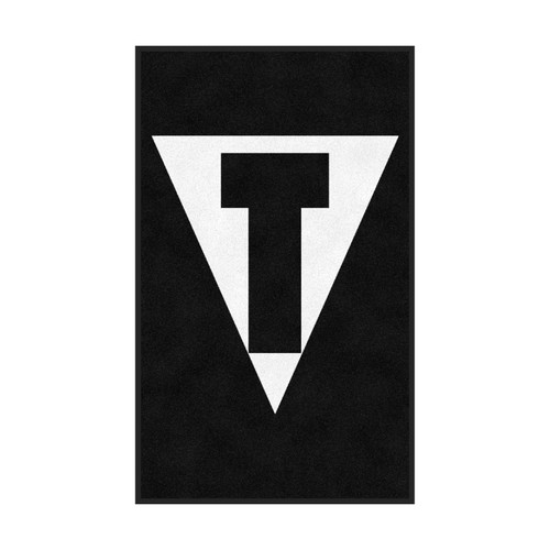 M+A Matting TITLE Boxing Logo Classic Impressions, Interior Wiper Mat