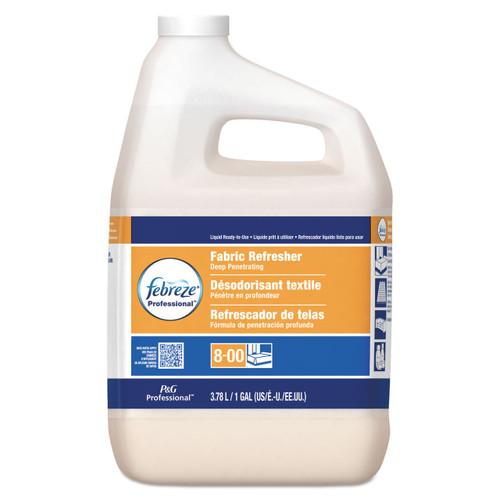 Febreze Professional Fabric Refresher Deep Penetrating, Fresh Clean, 1 gal, 33032CT (3/case)