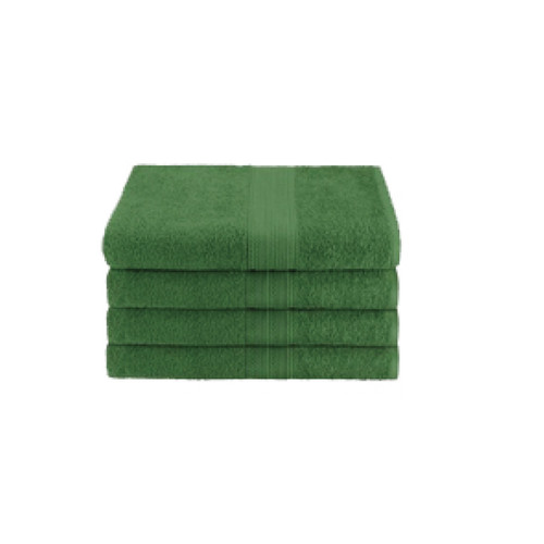 16x27 Ring Spun Hand Towel, Hunter Green, 3lb (Monarch-Hand-HGreen)