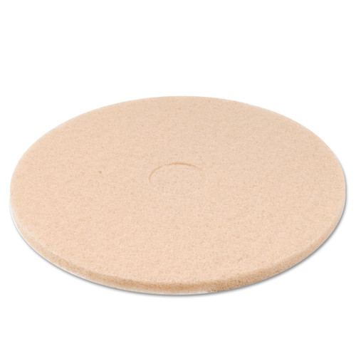 Floor pads for high-speed burnishers.