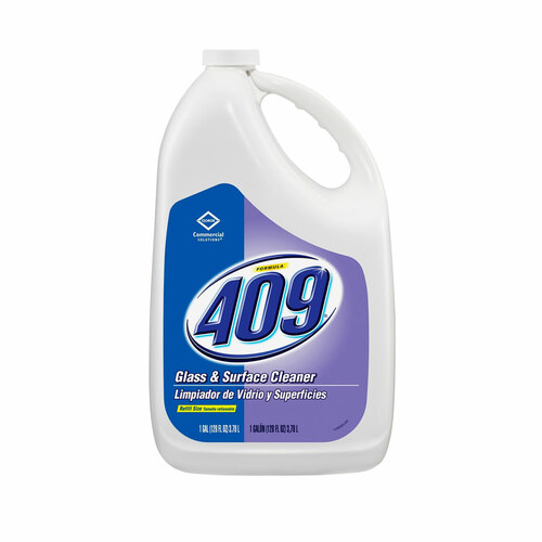 Formula 409 Glass & Surface Cleaner, Refill, 128 Oz, CLO03107CT (4 gallons/case)