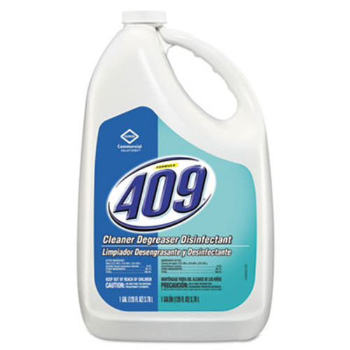 Formula 409 Cleaner,Degreaser & Disinfectant, Refill, 128 Oz (4 gallons/case)