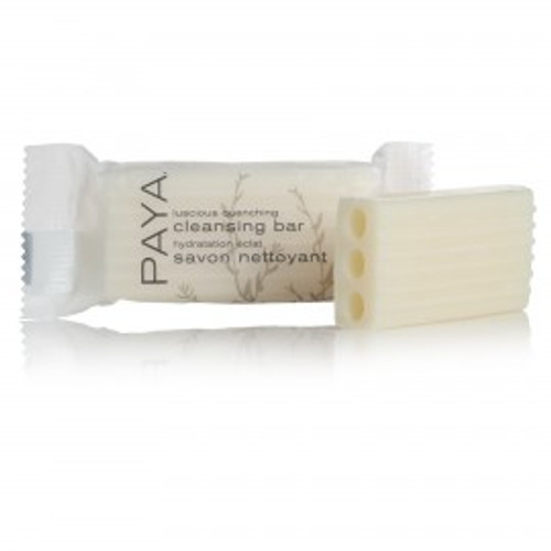 PAYA Flo-Wrap Cleansing Bar, 0.85 oz (600/case) (PAYA022-00)