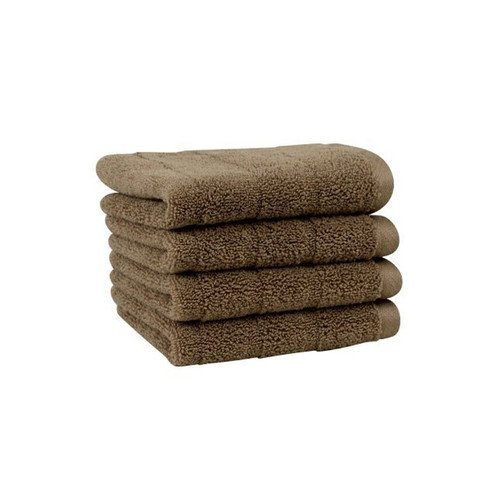 13x13 Washcloth, Coco, Millennium Series, 1.5 lbs/dz (3 towels) (W780-U-CCO-1-MM00-3)