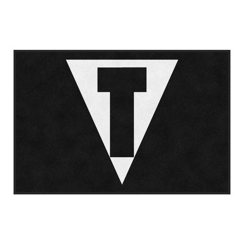 M+A Matting TITLE Boxing Logo Classic Impressions, Horizontal Interior Wiper Mat, 70