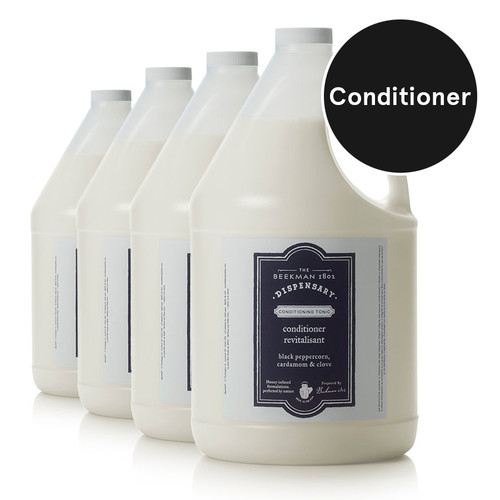 Beekman Dispensary Conditioner (4 gallons/case)