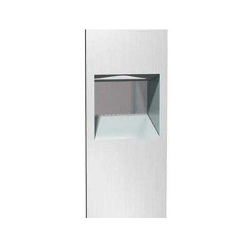 American Specialties Paper Towel Dispenser and Waste Receptacle Combination Units (ASI-0467)