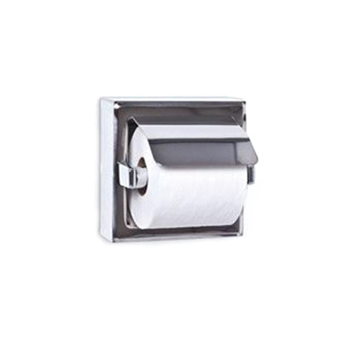 A&J Washroom Toilet Tissue Dispenser, Hooded (UX71)