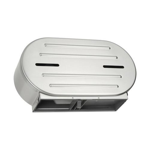 American Specialties 9″ Twin, Jumbo-Roll Toilet Tissue Dispensers (ASI-0040)
