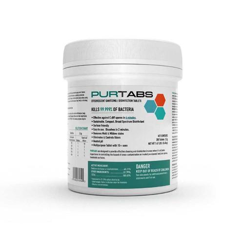 PURTABS ESPT3.3G Disinfecting Tabs (200 tablets/tub)