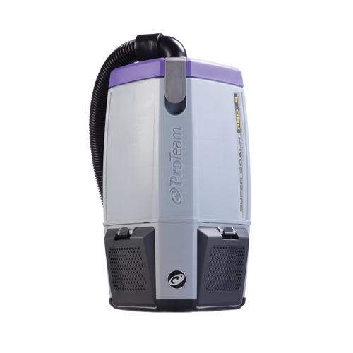 ProTeam Super Coach Pro 6 Backpack Vacuum