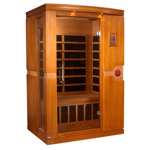 DYN-6210-01 Dynamic Low EMF Far Infrared Sauna, Venice Edition