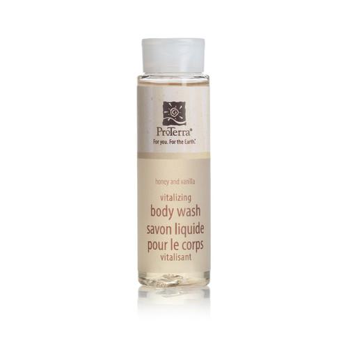 ProTerra Body Wash, Huntington Bottle, 1 oz (144 bottles/case)