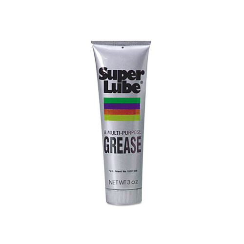 Super Lube Synthetic Multipurpose Grease, 3 oz Tube, 21030 (SUL21030)